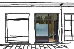 Logopädie Praxis Schwager - Eingang